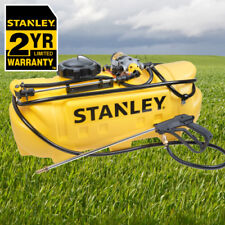 STANLEY 60 LITRE SPOT / BROADCAST SPRAYER 12V ATV GARDEN WEED SPRAYER PUMP TANK