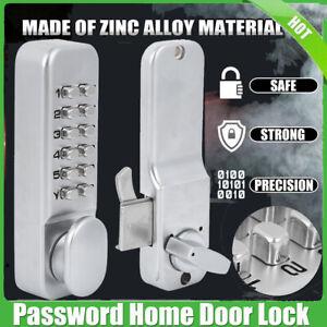 Combination Mechanical Lock Keyless For Kitchen Office Balcony Sliding Door