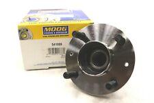 NEW Moog Wheel Bearing & Hub Assembly Rear 541009 Chevy Aveo 04-11 Aveo5 07-11