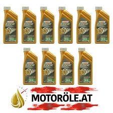 10 L LITER CASTROL EDGE TITANIUM FST™SUPERCAR 10W-60 MOTOR-ÖL MOTOREN-ÖL