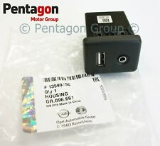 New Genuine Vauxhall Insignia A Astra K USB & AUX Socket Connector 13599456