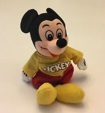 "8"" The Spirit of Mickey Mouse Disney Store Plush Doll"