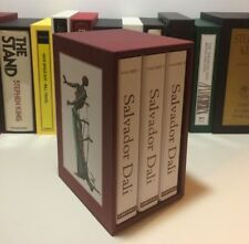 - Salvador Dali -  Concealed Compartment Custom Book Safe Box