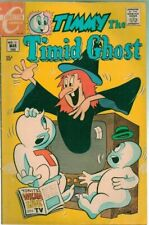 Timmy The Timid Ghost Volume 2  #15  Charlton Comics 1970
