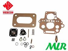 VW GOLF MK2 PASSAT SCIROCCO GENUINE WEBER 32/34 DMTL CARB SERVICE KIT MLR.BKR
