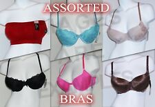 Wholesale Women's Bras Assorted Fashion Sexy Lingerie Underwire PushUp 120 Units