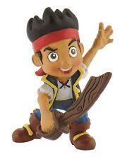 Jake Mit Schwert Figur - Disney Nimmerland Piraten Bullyand Figur Kuchen Topper