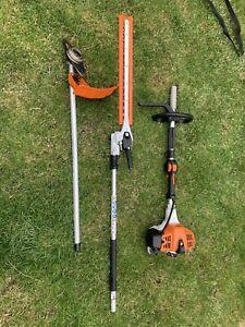 Stihl KM94RC Combi Hedge Cutter Trimmer And Brushcutter