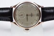 Polierte mechanisch - (automatische) Armbanduhren mit Acrylglas