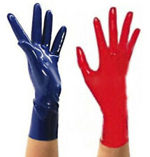 Sexy Fashion Latex Rubber Gloves Fit Party Dresses RLA033