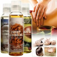 100% Pure Cold Pressed Carrier Oil for Hair Growth, Skin & Face Care 118ml 4oz