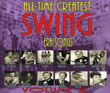 Various Artists - All Time Greatest Swing Era Songs 2 / Various [New CD]