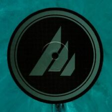 """LINK Frustration (turquoise marbled vinyl 12"""" + sticker + MP3 code) Amenology"""