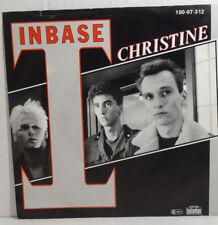 "INBASE - Christine | Kudel, Die Toten Hosen >7"" Vinyl Single , Top RAR"
