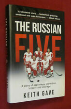The Russian Five by Keith Gave (2018, Hardcover) NEW