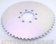 41 PITCH - GO KART, MINI BIKE CHAIN SPROCKET - 54 TOOTH HEAVY DUTY CART -IN USA7