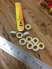 one set of 10 rolls Wire markers refills  SDR 6.  3M Scotch Code
