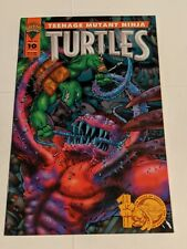 Teenage Mutant Ninja Turtles #10 August 1995 Mirage Publishing Comics TMNT