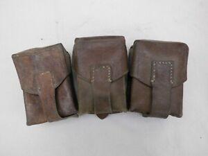 Mauser Patronentaschen, für Ladestreifen 8 x 57 IS