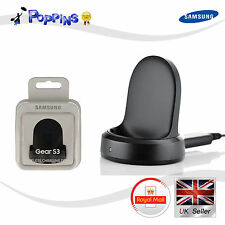 Genuine Samsung Galaxy Gear S3 S2 QI Wireless Charging Dock Charger Stand Cradle