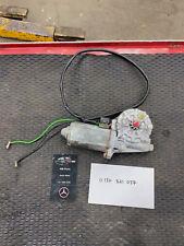 MERCEDES W126 Left Driver Side Window Motor Rear