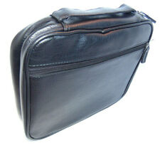 """XXL Bible Cover, Black Leather-Look Case Extra-Extra-Large Fits Books 11""""x9""""x 2"""""""