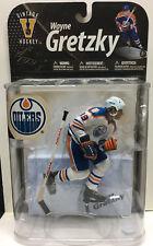 [42954] McFARLANE'S SPORTSPICKS NHL HOCKEY LEGENDS 8 WHITE CHASE - WAYNE GRETZKY