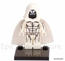 Custom Moon Knight Minifigure Marvel Comics fits with Lego pg048 UK Sellar