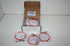 Simplex Patchkabel LWL Kabel 62,5/125 ST-LEAN 16x1m im Set Nr. 77/40
