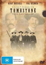 Tombstone Director's Cut DVD & Blu-ray Movies