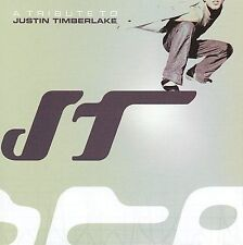 Audio CD A Tribute to Justin Timberlake - The United Boys - Free Shipping