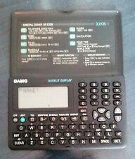 CASIO DIGITAL DIARY SF-3300 32KB