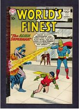World's Finest 105, Supersize Images, FN+ (6.5), DC Superman Batman Teamup