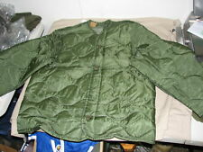 M65 coat liner jacket cold weather size Medium military