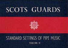 Scots Guards Volume 2 Standard Settings of Pipe Music NEW 014029208