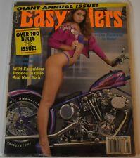 Original February 1991 Easyriders Motorcycle Men's Magazine Giant Annual Issue
