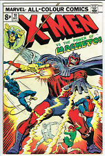 THE X-MEN ISSUE NUMBER 91 PRODUCED BY MARVEL COMICS fn-