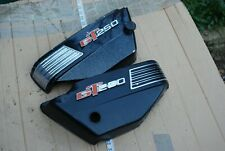 Suzuki GT250  sidepanels