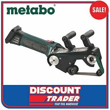 Metabo 18V Lithium-Ion Cordless Tube Belt Sander Skin RB 18 LTX 60 - 600192850