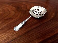 J. B. & S. M. Knowles American Sterling Silver Confection Spoon: Lenox 1890
