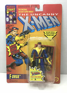 ToyBiz Marvel Uncanny X-Men FORGE Action Figure 1992 Z5