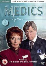 Medics The Complete Second Series Season 2! DVD Set! PAL!