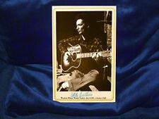 WOODY GUTHRIE Activist Folk Legend Vintage Photograph A++ Reprint Cabinet Card