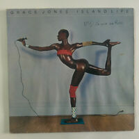 Grace Jones ‎– Island Life -  Vinyl, LP, Compilation, Gatefold sleeve - 1985