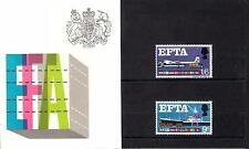GB 1967 EFTA Presentation Pack Cat. £50
