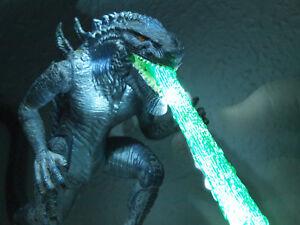 Godzilla 1998 Green Atomic Breath effect piece