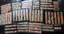 Australia stamp collection, LARGE COLLECTION OF Old STAMPS (957 stamps) #4