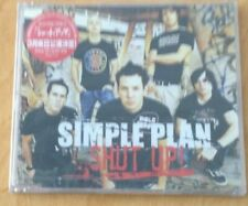 SIMPLE PLAN - SHUT UP! NEW & SEALED JAPANESE PROMO SAMPLER CD  PCS-712