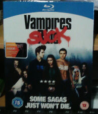 Vampires Suck (Blu-ray, 2011) slip cover new sealed