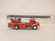 MES-61831Wiking 1:87 Mercedes Feuerwehr Umbau sehr guter Zustand,